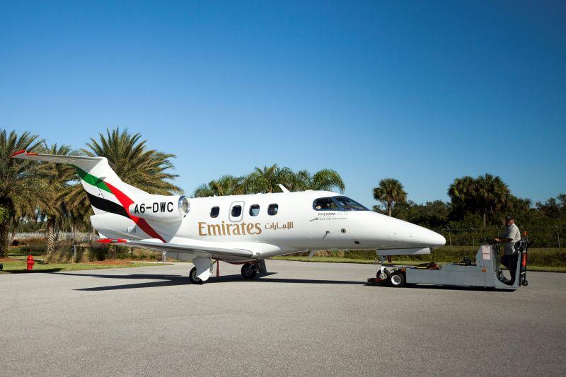 Emirates Phenom-100EV